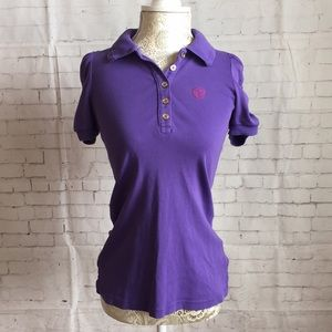 Juicy Couture polo in Petite